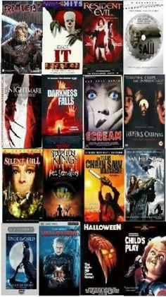 Love horror movies