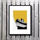 bronagh kennedy - limited edition prints - products | notonthehighstreet.com - national theatre