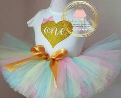 Check out this item in my Etsy shop https://www.etsy.com/ca/listing/270090555/pastel-birthday-outfit-rainbow-pastel