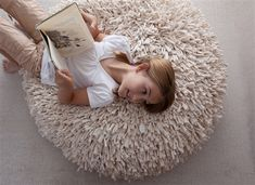 Re-Cycled T-Shirt Pouf