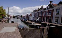 Sluis Makkum.Friesland