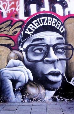#street art #graffiti #kreuzberg #berlin