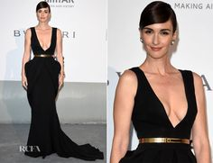 Paz Vega In Fitriani Couture – amfAR Cinema Against Aids Gala