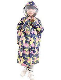 New Fakeface Kids Teen Girls Boys Camouflage Hooded Rain Phocho Coat Jacket Raincoat Rainwear online. Find great deals on ARRIBADA girls clothing from top store. Sku wniw59385swaz17244