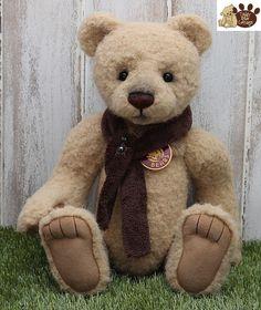 Charlie Bear Theodore Teddy Bear Cottage - Collectable Charlie Bears