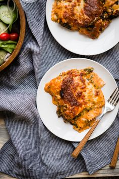 Easiest Lasagna Recipe Ever! Made with Frozen Ravioli | Design Mom | Bloglovin'