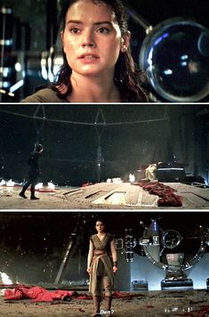 What's the deal with Reylo? It's FREAKING Canon that's what it is!!!!