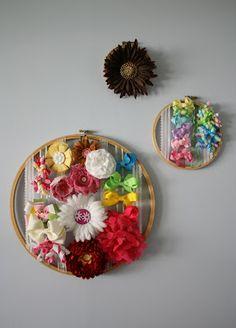 Cute idea from A Homemaker's Journal