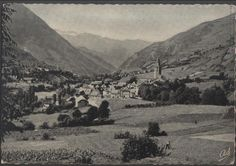 Salardú. Vall d'Aran. Impremta Elzeviriana y Librería Camí, SA. Anys 50
