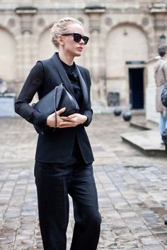 One of the biggest trends of the season that we see continuing on to the next ones is wearing sneakers with everything. Now, if you're a girly girl who's used to wearing just either flats or heels with everything, this trend may not be something you...