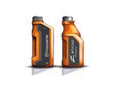 Husqvarna Oil Bottles on Behance