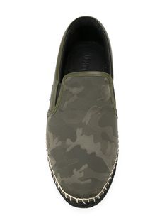 Jimmy Choo camouflage espadrilles