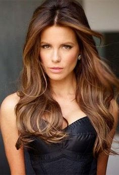 What's the 411?: 2015 hair color trends - brown-hair-caramel-highli...