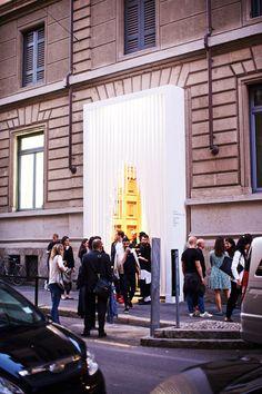 Milan Design Week photo diary: day two - Vogue Living