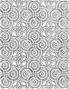 Dover Publications/ coloring pages for adults Adult Coloring Pages, Coloring Pages For Grown Ups, Mandala Coloring Pages, Printable Coloring Pages, Free Coloring Pages, Coloring Sheets, Coloring Books, Doodle Coloring, Dover Publications