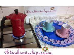 Arte culinaria che passione @ Passion for cooking: Un caffè per te che ami me....@Coffee for you who...