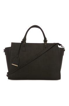 Primark - Zwarte royale handtas