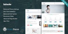Infinite - Multipurpose WordPress Theme - http://fitwpthemes.com/infinite-multipurpose-wordpress-theme/