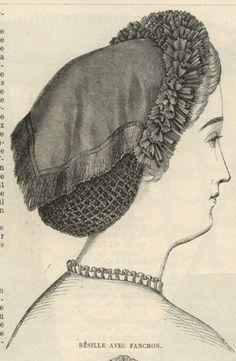Mode Illustree Pattern Sept 21 1863 Resille W Fanchon | eBay