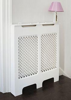 Fabriquez un cache-radiateur