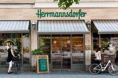 Herrmannsdorfer Neuer Markenauftritt für die Bio-Marke | Marken- und Design-Agentur Zeichen & Wunder | Corporate Design CD | Corporate Identity CI | Messe Retail PoS