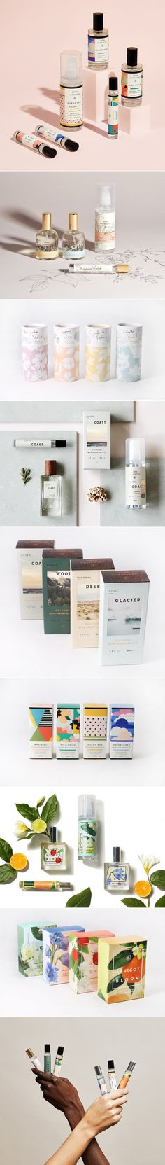 Good Chemistry: Match Your Fragrance to Your Vibe — The Dieline | Packaging & Branding Design & Innovation News
