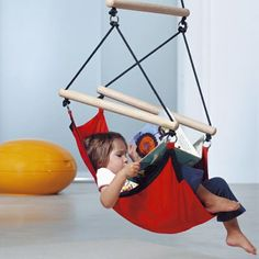 kid's swinger hanging chair