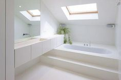 Things to Keeps in mind When Choosing New Toilet - My Romodel Loft Bathroom, Bathroom Toilets, White Bathroom, Small Bathroom, Master Bathroom, Bathroom Ideas, Bathroom Design Inspiration, Modern Bathroom Design, Bathroom Interior Design