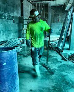 The Situation Room  #concretecutting #chainsaw #coconutgrove #miami #coralgables #facchina #construction #constructionsite #generalcontractor #demolition