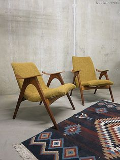 Mid-century modern design: Fall in love with this mid-century modern home decor | www.delightfull.eu/blog