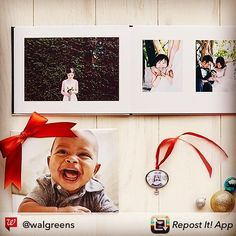 This holiday turn your unforgettable moments into beautiful photo gifts that are ready to savor.