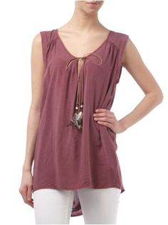 Blouse, (more muted)