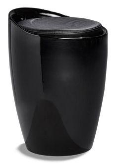 MINXIE-jakkara (Musta) Stool, Vase, Interior Design, Home Decor, Nest Design, Homemade Home Decor, Home Interior Design, Stools, Interior Architecture
