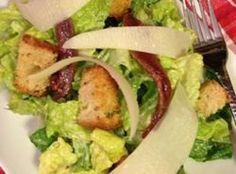Classic Restaurant Caesar Salad Recipe