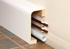 Our Versa 5 pipe boxing range is a highly versatile and adaptable solution for concealing pipework in both domestic and commercial applications. www.encasement.co.uk