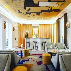 """22 Me gusta, 3 comentarios - B Signature Hotels (@bsignaturehotels) en Instagram: """"Contemporary interior and refined lines furnitures, pay tribute to Parisian elegance and French…"""""""