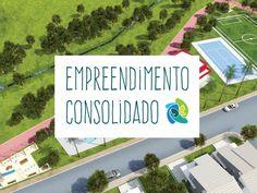 Obras avançadas e estrutura completa. Acesse nosso site e saiba mais: www.jardimentrerios.net