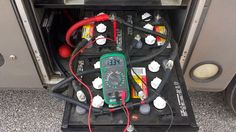 How to Perform Open Voltage Testing on Your RV House Batteries --Posted 11 SEPTEMBER, 2014 BY CURTIS CARPER