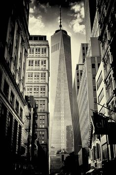 Freedom Tower, Lower Manhattan, NYC