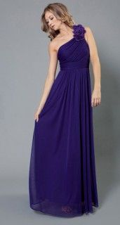 http://www.girlsofelegance.co.uk/products/Holly-%252d-One-Shoulder-Flower-Bridesmaid-Dress.html  Holly Bridesmaid Dress - Available in Several Colours - Only £69.95, made in California #affordablebridesmaiddresses #girlsofelegance #bridesmaiddresses #grecianstylebridesmaiddress #grecian #longbridesmaiddress #bridesmaiddressuk