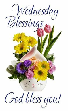 Wednesday Blessings ~~J Happy Wednesday Images, Wednesday Morning Greetings, Wednesday Wishes, Blessed Wednesday, Monday Morning Quotes, Good Morning Wednesday, Wonderful Wednesday, Good Morning Happy, Morning Inspirational Quotes