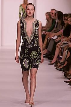 Emilio Pucci Spring 2001 Ready-to-Wear Collection Photos - Vogue