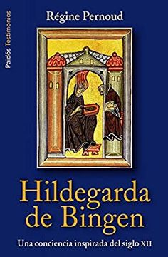 Hildegarda de Bingen : una conciencia inspirada del siglo XII Reading, Cover, Books, Products, Livros, 12th Century, Middle Ages, Science, Author