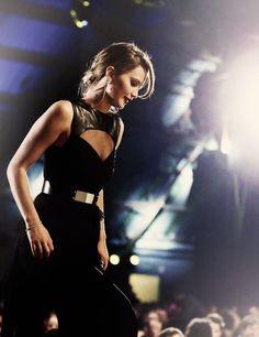 Jennifer Lawrence. I'm so glad she's not like the others :)