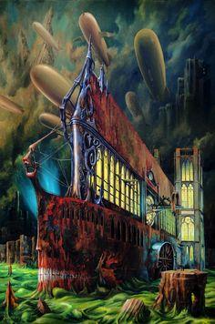 Art of Jaroslaw Jasnikowski