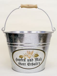 novelty ice bucket holds 6 bottles
