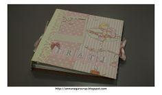 Scrapbook por Annunagar: ¡Otro álbum de bebé!
