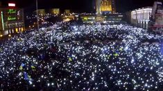 "2013/2014 Ukraine, Euromaidan, ""Shchedryk Shchedryk Shchedrivochka"" performed by the choir of Vilnius ""Bel Canto"" (""Carol of the Bells"")"