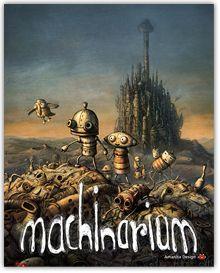 Machinarium, Games + Soundtrack