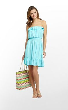 Vinita Dress- in stock and ready for a sunny day!